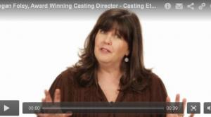 Casting Etiquette