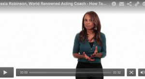 How to Get Started in the Acting Business